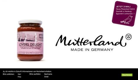 mutterland.de | More Than Just A Supermarket | Scoop.it