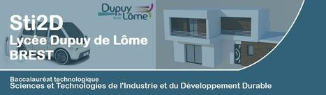 Sti2d Lycée Dupuy de Lôme Brest   STI2D Dupuy de Lôme Brest   Scoop.it