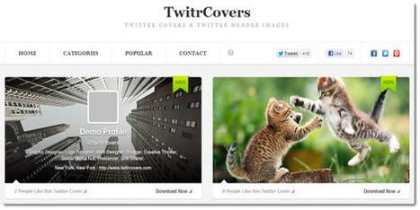 Twitrcovers, imágenes para lucir en el nuevo perfil de Twitter | Pedalogica: educación y TIC | Scoop.it