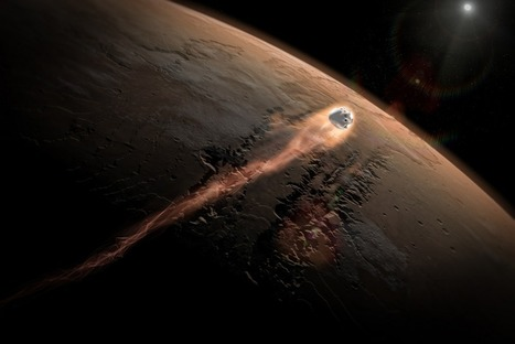SpaceX Calls In The Lawyers For 2018 Mars Shot - Universe Today | New Space | Scoop.it