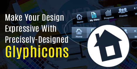 Make Your Design Expressive With Precisely-Designed Glyphicons | Xperts InfoSoft Pvt. Ltd. | Web Design and Development | Scoop.it