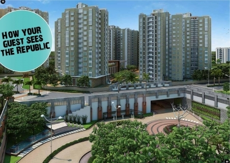 Republic Of Whitefield Bangalore at Whitefield by DivyaSree Developers   Real Estate Properties   Scoop.it