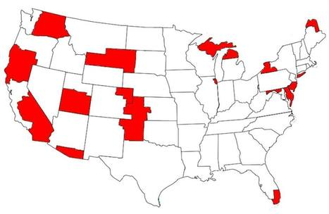 So you want to form your own state? It may take a while | Geography Education | Scoop.it