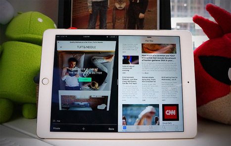 A first look at iOS 9: Little changes add up to something big | Digital TV | Scoop.it