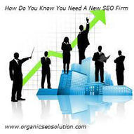 How Do You Know You Need A New SEO Firm | Organic SEO Solution | SEO Service USA | Social Media Marketing | OSS Global Services | Scoop.it