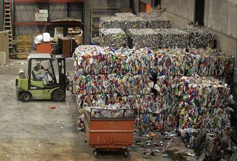 The Bigger Picture: Recycling facility is paying for itself - Appleton Post Crescent | Sports Facility Management.Student 3117690 | Scoop.it