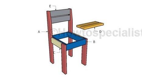 Kids Chair | Garden Plans | Scoop.it