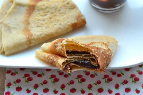 Fromage ou Dessert ? Dessert !!!: Crêpes au rhum à index glycémique bas | Rhum | Scoop.it