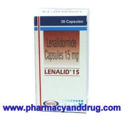 Generic Lenalid 15 mg (Lenalidomide Capsules)   Anti Cancer Medicine   Scoop.it