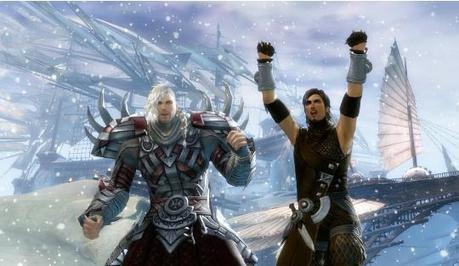 Guild Wars 2 presenta su sistema de guardarropa - FantasyMundo | Guild Wars 2 | Scoop.it