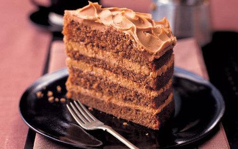 Mary Berry's cappuccino coffee cake recipe | Marketing | Scoop.it