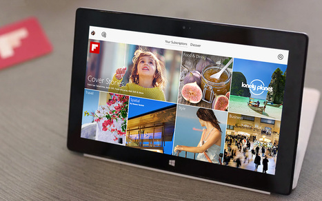 Flipboard Goes Live on Windows 8.1 | RSS Circus : veille stratégique, intelligence économique, curation, publication, Web 2.0 | Scoop.it