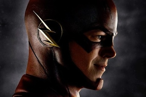 """First Look of Barry Allen as """"The Flash"""" In Costume - cool spoiler for all time 
