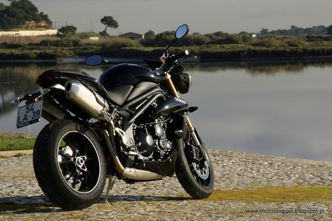 MOTOBLOGGER: Triumph Speed Triple 1050 - 2011 | Rogermotard | Scoop.it