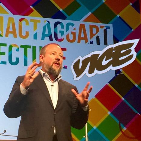 Le patron de Vice aux vieux médias: donnez vite les clés aux jeunes! | DocPresseESJ | Scoop.it
