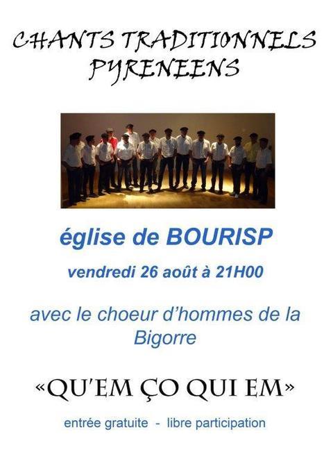 Chants pyrénéens à Bourisp le 26 août | Vallée d'Aure - Pyrénées | Scoop.it