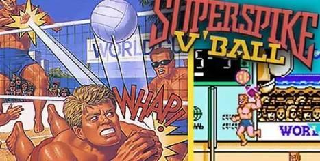 Jeux vidéo - Le volley sur consoles préfère aller à la plage | Histoire et patrimoine culturel du sport | Scoop.it