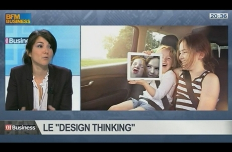 01 Replay : le design thinking, une nouvelle façon d'innover - 01net | Useful innovation | Scoop.it