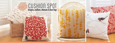 Cushion Spot: Urban Road: Canvas art prints & cushions | Canvas Prints—Buying & Selling | Scoop.it