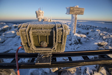 – Blogging from the Summit of Mount Washington and Documenting Extreme Weather with Heated Camera Enclosures | Tom Guilmette – Director of Photography | Sony Professional | Scoop.it