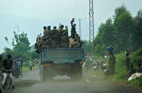 African Union urges DR Congo rebels to stop war - FRANCE 24   Focus on African Union   Scoop.it