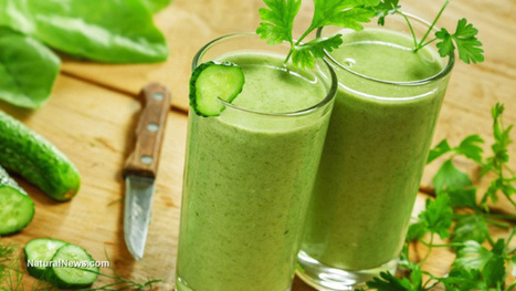Four unusual superfood smoothies that can change your life for the better | zestful living | Scoop.it