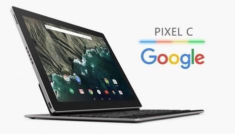 Pixel C by Google : Photos & Keynote | Actualité des Tablettes Android™ | Scoop.it