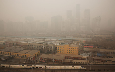 Smog in India, China is changing weather patterns in US, finds study | Al Jazeera America | Sustain Our Earth | Scoop.it