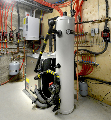 basement geothermal heat exhanger | Environmental Permitting and Compliance | Scoop.it