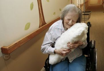 Meet Paro, a fuzzy robot designed to help the elderly - Tampabay.com   Heron   Scoop.it