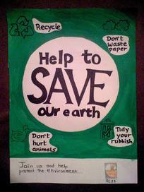 Inilah Poster Mengenai Lingkungan Paling Menarik   Pemanasan Global   Scoop.it