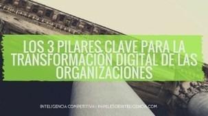3 Pilares clave para la transformación digital de una empresa | Estrategias de Competitividad 2.0: | Scoop.it