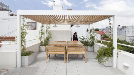 Terrasse ombragée | Arkitektura xehetasunak | Scoop.it