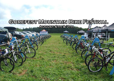 Upcoming Events – Gorefest Mountain Biking Festival – Bicycle Nova Scotia | Nova Scotia Art | Scoop.it
