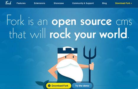 40 Examples of Brilliant Responsive Website Layouts | AspNet MVC | Scoop.it