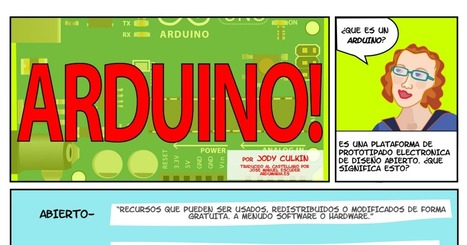Qué es Arduino - Comic.pdf   tecno4   Scoop.it