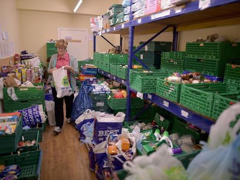 Britain's biggest food bank charity has hit out at the DWP | Welfare, Disability, Politics and People's Right's | Scoop.it