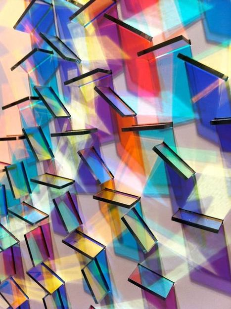 Polychroma – Beautiful glass creations that play with light and reflection | Culture and Fun - Art | Scoop.it