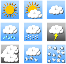 Scientists crowdsource atmospheric data from smartphones to improve weather forecasts | OMICs for R&D | Scoop.it