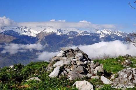 Randonnée Montagne du Rey 1349m par le versant Nord « Les ... | Randonnées Pyrénées | Scoop.it