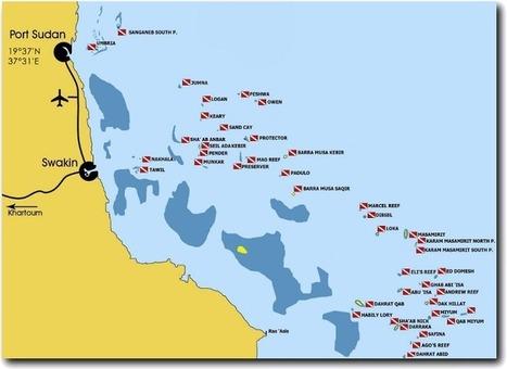 Deep South | Scuba diving cruises - Crociere sub | Scoop.it