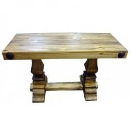Country Rustic Pine Bench | Country Rustic Pine Bench | Scoop.it