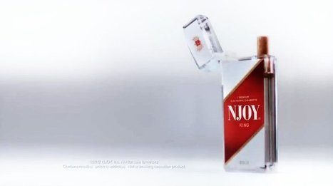 Njoy Hunts For PR Support To Boost E-Cigarettes | electronic cigarette exporter and manufacturer | Scoop.it