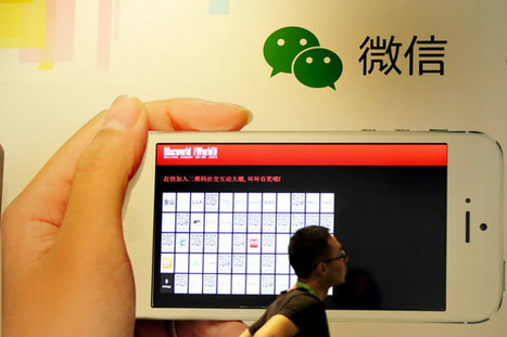 Discovering Asia: a few takeaways about social media in China | My daily articles for social media | Scoop.it