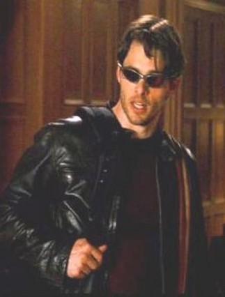 XMEN 3 The Last Stand - Scott Cyclops Black Leather Jacket   You like leather jackets since nobody ignored it   Scoop.it