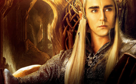 Brand-new poster artwork for The Hobbit: The Desolation of Smaug!   'The Hobbit' Film   Scoop.it