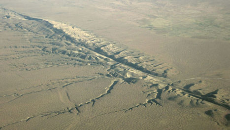 Massive Earthquake Along the San Andreas Fault Is Disturbingly Imminent | Nerd Vittles Daily Dump | Scoop.it