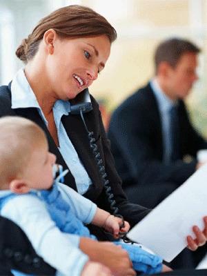 Las mujeres con hijos son las más productivas en el trabajo   Administración Profesional de Proyectos   Scoop.it