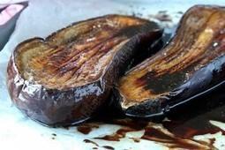 Aubergines confites à la chicorée - le miam-miam blog | Gastronomie Nord-Pas de Calais | Scoop.it