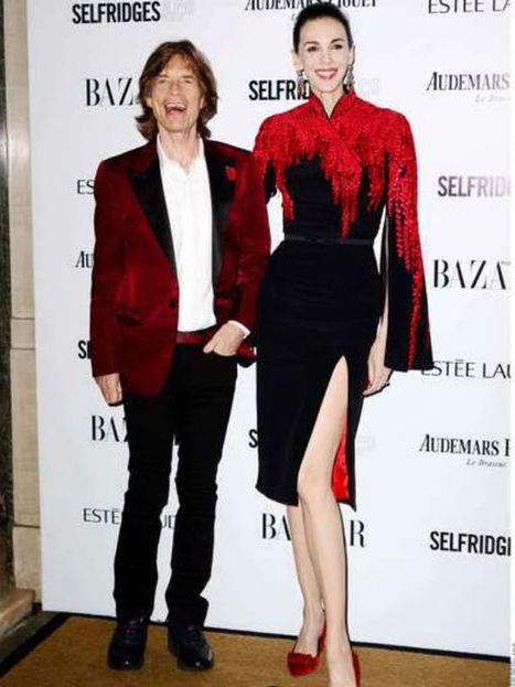 Mort tragique de L'Wren Scott, femme de Mick Jagger | mode | Scoop.it